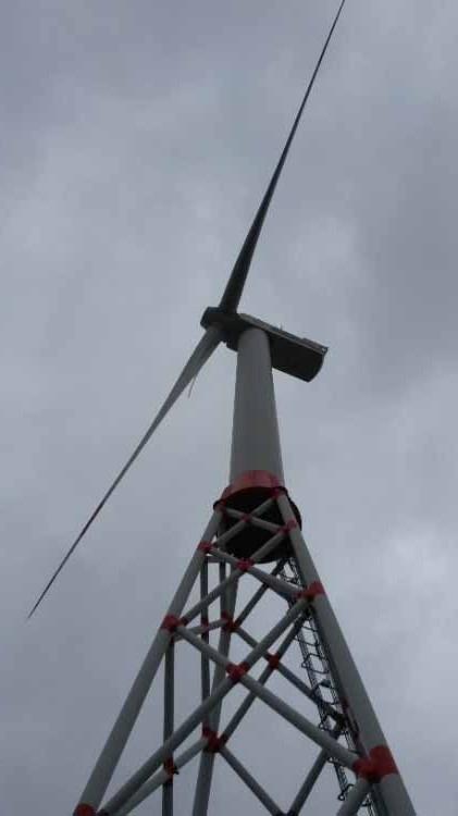 éolienne offshoreareva