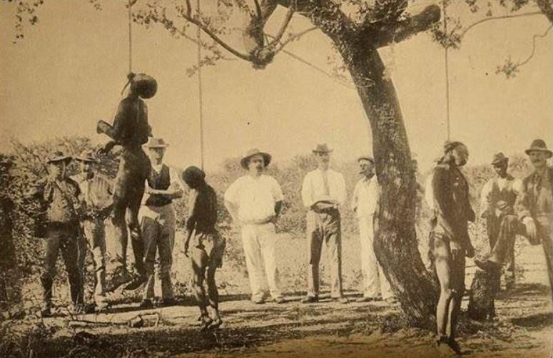 Colons britanniques en Afrique